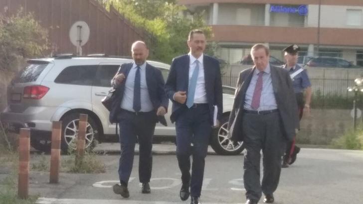 Pittella ha escluso responsabilità