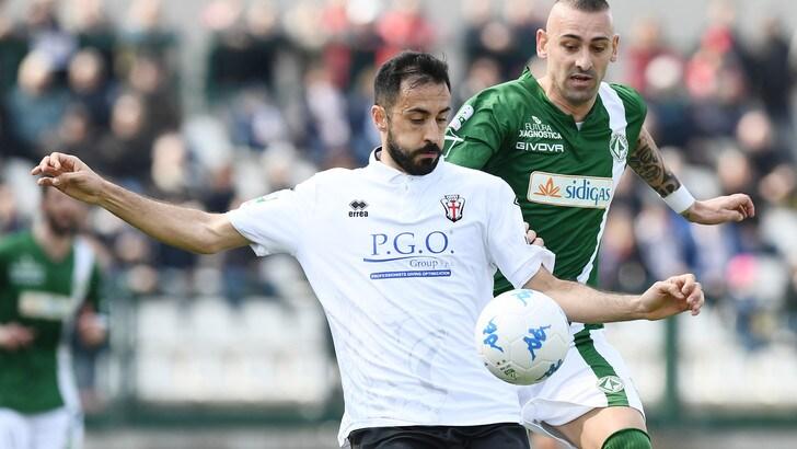 Calciomercato Ternana, arriva Bergamelli dalla Pro Vercelli