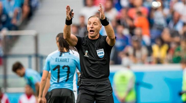 Mondiali 2018: Francia-Croazia, niente Rocchi. Arbitra Pitana