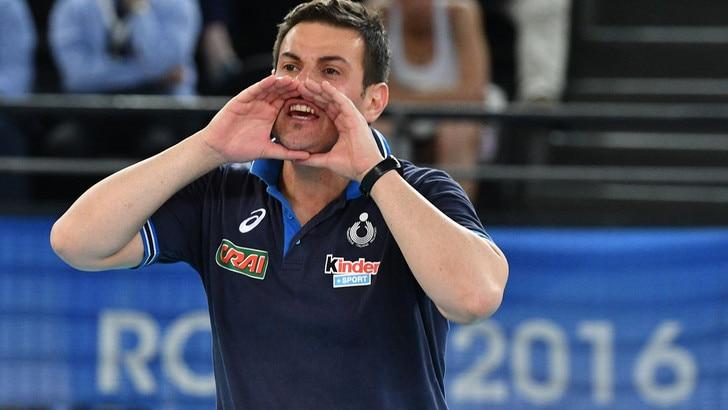 Volley: la nazionale si raduna a Cavalese