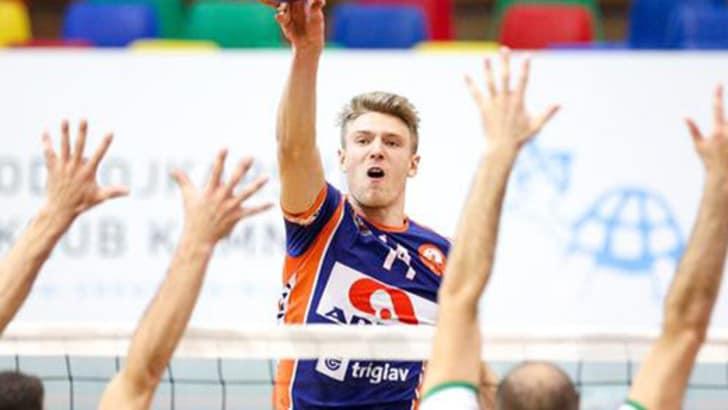 Volley: A2 Maschile, Jernej Terpin ha scelto Mondovì