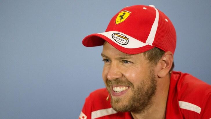 F1, Gp Germania: Vettel favorito dai bookmaker sul circuito di casa