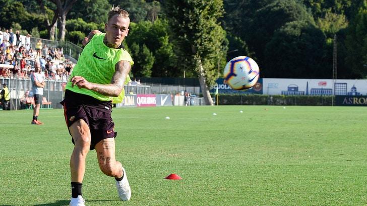 Serie A Roma, Karsdorp: «Voglio dimostrare il mio valore»