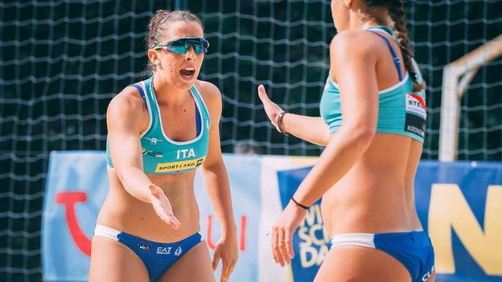 Beach Volley: Mondiali U.19, eliminate le coppie italiane