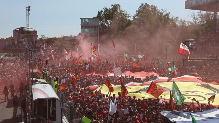 F1 Gp d'Italia: ecco il manifesto