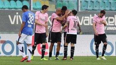 Serie B Palermo, 28 convocati per il ritiro