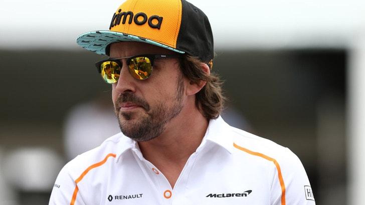 F1, Alonso: «Gp e Le Mans? Abbiamo preparato tutto bene»