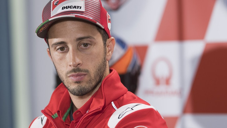 MotoGp Germania, Dovizioso: «La Ducati è veloce, c'è una buona base»