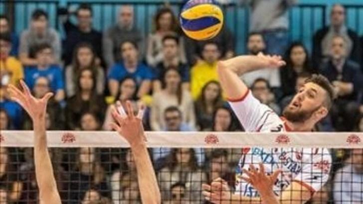 Volley: Superlega, Vitelli da Ravenna a Vibo Valentia