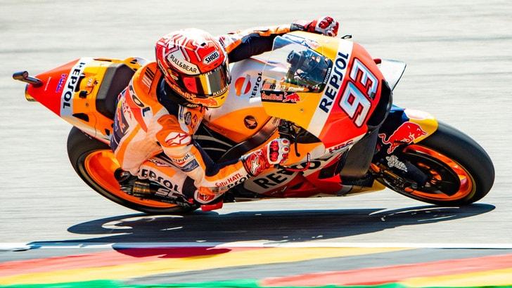 Diretta MotoGp Germania ore 14: dove vederlo in tv