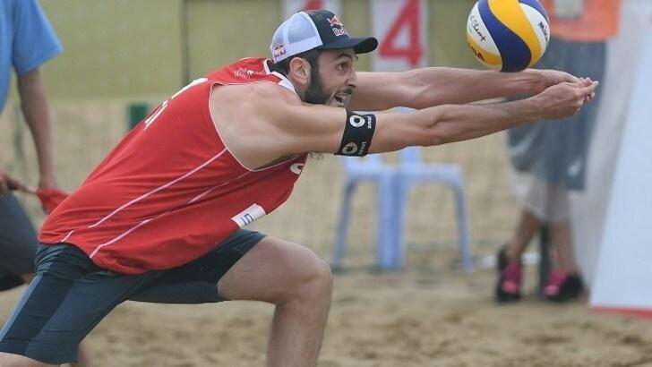 Beach Volley: tre coppie azzurre agli Europei