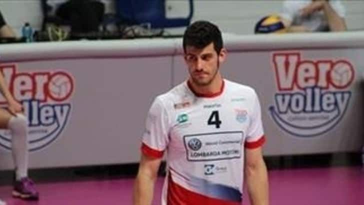 Volley: A2 Maschile, l'opposto Marcovecchio a Gioia del Colle
