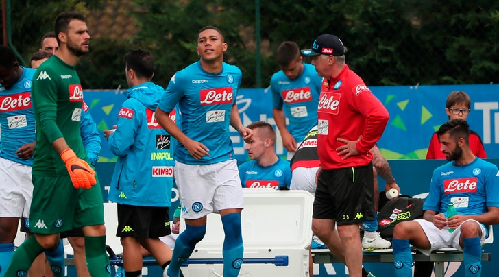 Napoli, Ancelotti promuove Hamsik alla Pirlo:«Ha piede e visione»