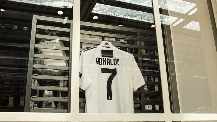 Eldorado Juventus con Ronaldo