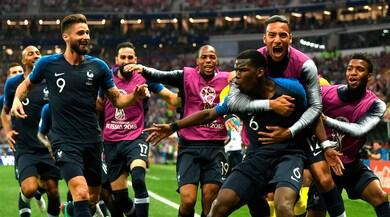 Mondiali 2018, Francia-Croazia 4-2: le foto più belle della finale