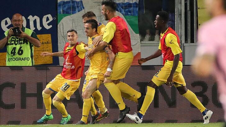 Serie A Frosinone, goleada con la Nazionale Terremotati: 24-0