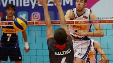 Volley: Europei Under 20, l'Italia batte anche la Turchia