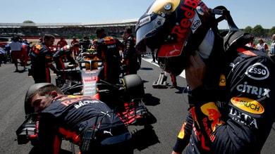 F1 Red Bull, Verstappen pronto per il Gran Premio di Germania