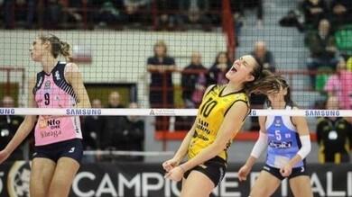 Volley: A2 Femminile, Collegno tessera Melissa Martinelli