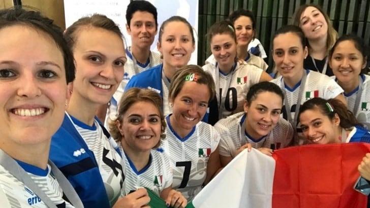 Sitting Volley:  l'Italia centra in Olanda il primo storico successo Mondiale