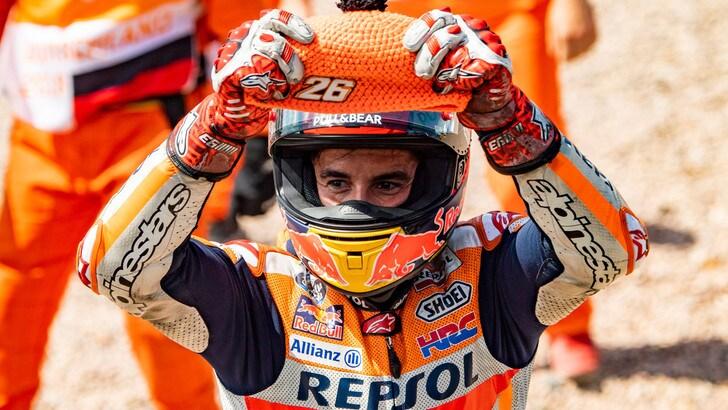 MotoGp, sembra una formalità il titolo per Marquez