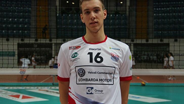 Volley: A2 Maschile, Chadtchyn sarà l'opposto di Reggio Emilia