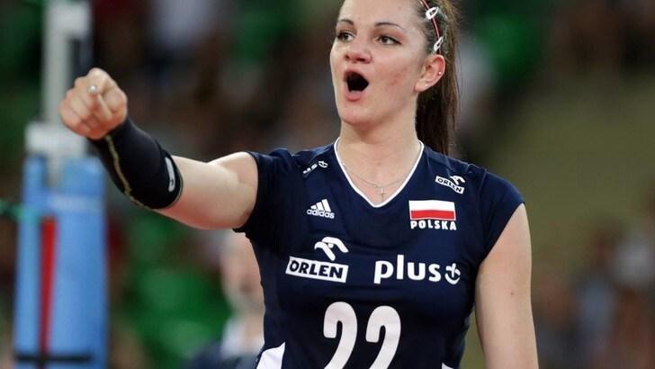 Volley: A1 Femminile, Malwina Smarzek una bomber per Bergamo