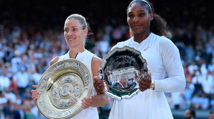 Tennis, Serena Williams alle donne: «Non sono migliore di voi»