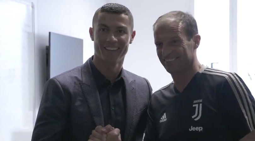 Juventus, il CR7-Day: rivivi tutta la giornata