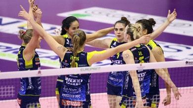 Volley: la Lega Femminile ha ufficializzato le partecipanti ad A1 e A2