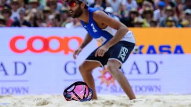 Beach Volley:  Lupo-Nicolai vittoriosi nell'esordio europeo