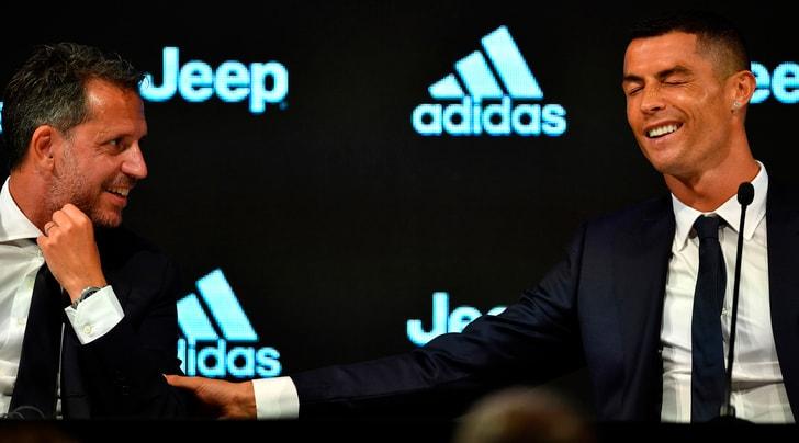 Paratici, l'uomo in più della Juventus. E per Ronaldo