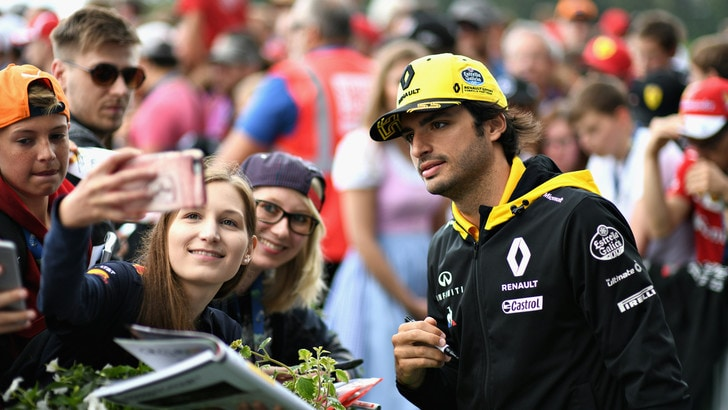 F1 Renault, Sainz: «Avremmo potuto portare più punti a casa»