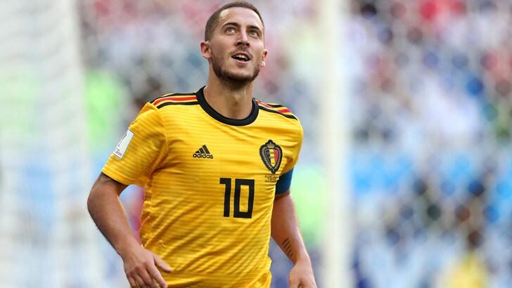 Calciomercato, Hazard: il trasferimento al Real Madrid è dato a 1,40