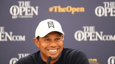 Golf, al via l'Open Championship: sfida tra big con Tiger Woods