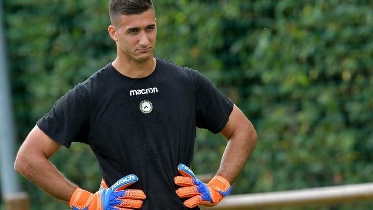 Serie A Udinese, ecco Musso: «Campionato italiano ottimo banco di prova per me»