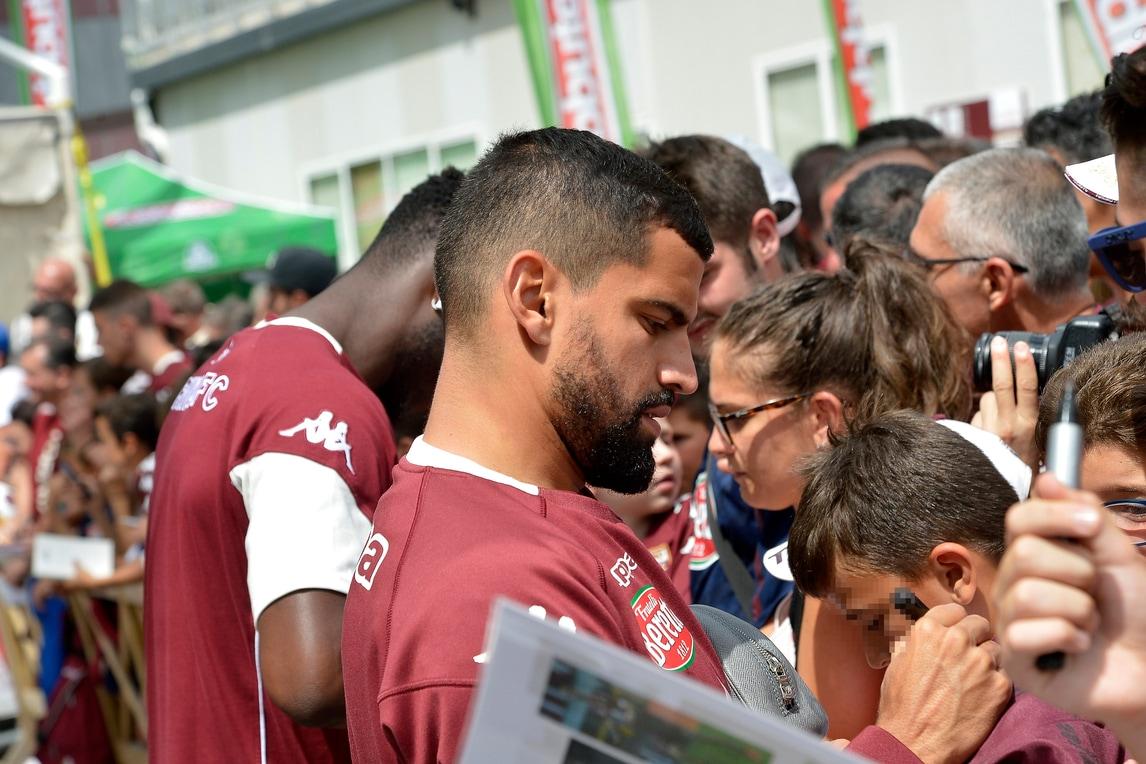 Rincon: «Torino, ho grande voglia di riscatto»