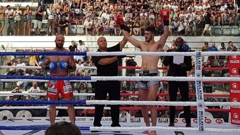Bellator, che vittoria per Casella a Roma!