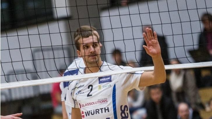 Volley: A2 Maschile, Kristo Kollo dall'Estonia a Mondovì