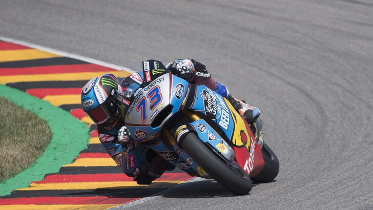 Moto2, Alex Marquez rinnova con Marc VDS