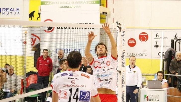 Volley: A2 Maschile, Kindgard è il nuovo palleggiatore di Gioia del Colle