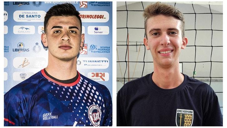 Volley: A2 Maschile, Ortona completa il roster con Sorrenti e Berardi
