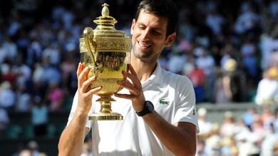 Tennis, per gli US Open Djokovic in pole position