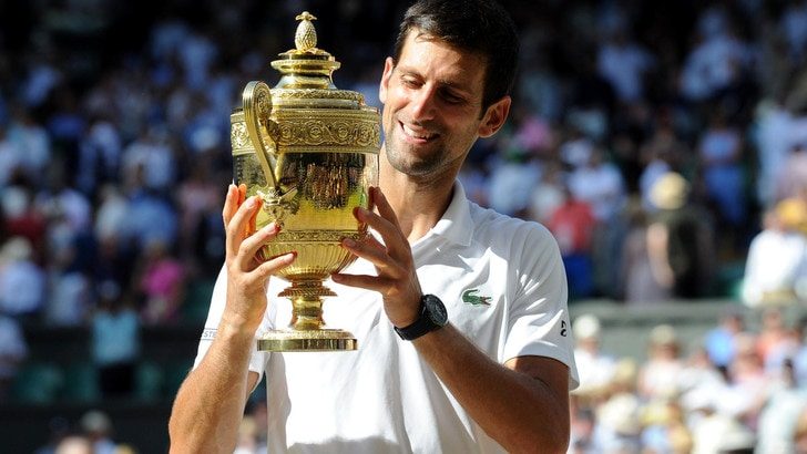 Tennis, per gli US Open Djokovic in pole position