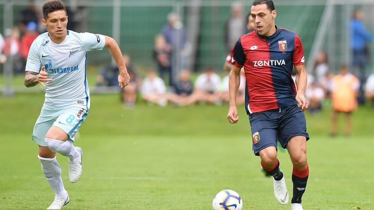 Le amichevoli di oggi: Romulo punge lo Zenit. Cagliari, tris di Pavoletti