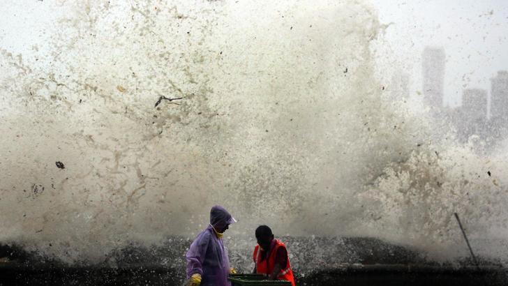 India: crolla edificio, dispersi