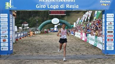 Un successo da  4.000 runner al Giro del lago di Resia