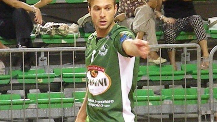 Volley: A2 Maschile, il libero Marchetti giocherà a Gioia del Colle