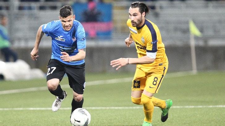 Calciomercato Novara, ufficiale: ceduto Calderoni al Lecce