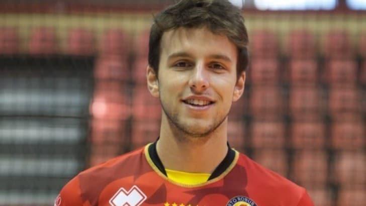 Volley: A2 Maschile, Enrico Zappoli giocherà a Roma